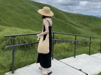 【プチプラ】夏に映える!カンカン帽