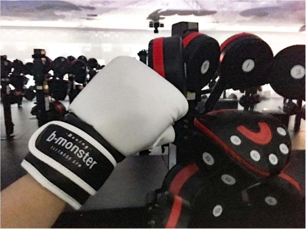 日本初上陸★暗闇×ストレス発散×体幹トレの新感覚ボクシングジム_5