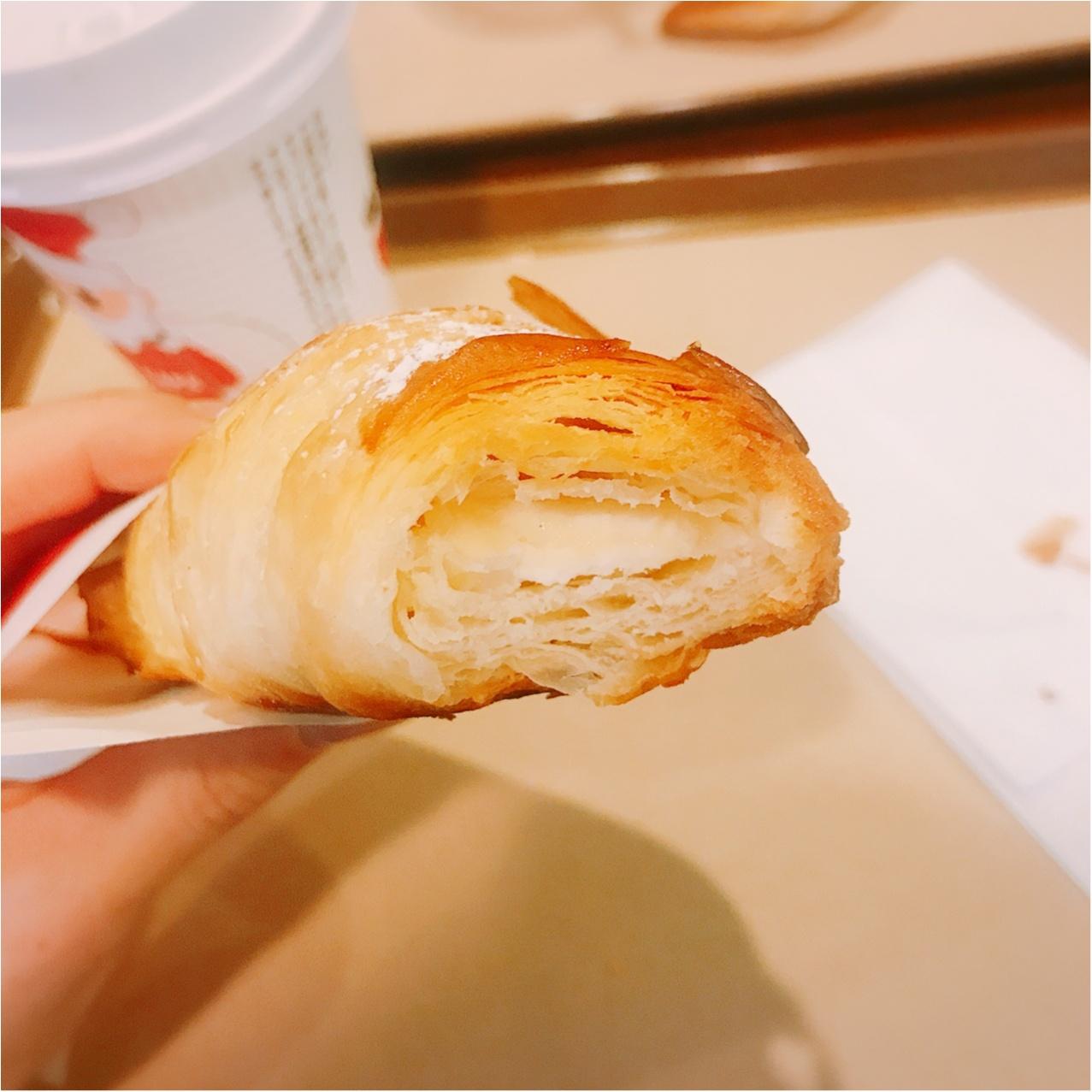 季節限定パッケージにも注目♪《サンマルクカフェ》のホワイトチョコクロでほっこりティータイム♡_2
