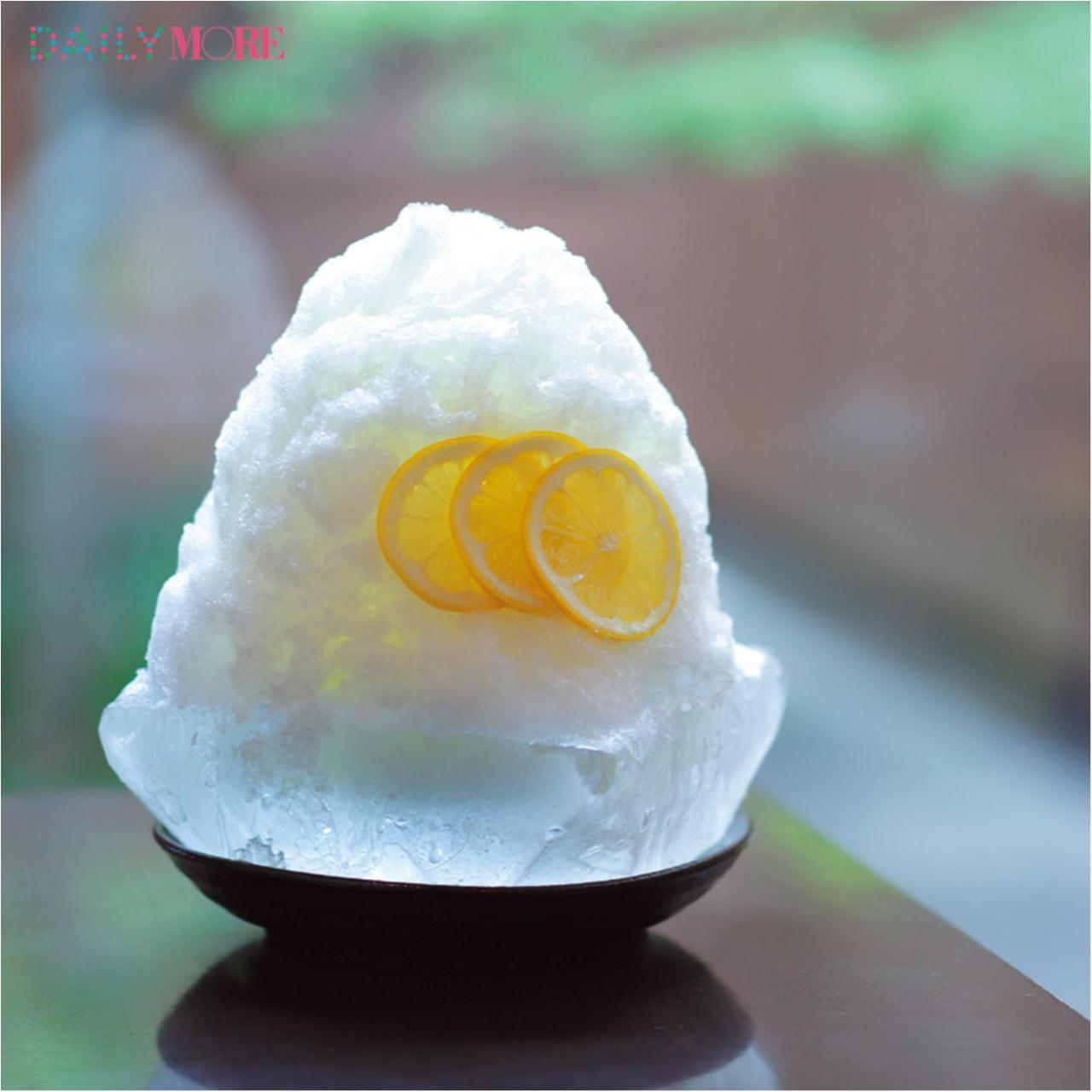 ひえひえ♡ しゃりしゃり♪  この夏絶対食べておきたい! 「関西かきごおり」4選_1