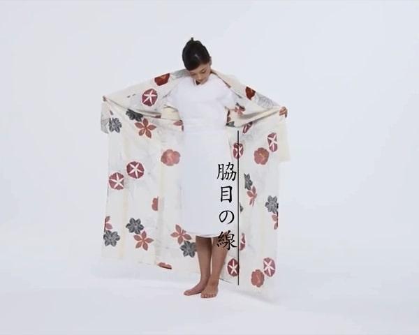 【わかりやすい動画付き】浴衣のセルフ着付け・帯の結び方 - 一人でできる! 女性の浴衣の着方は?_11