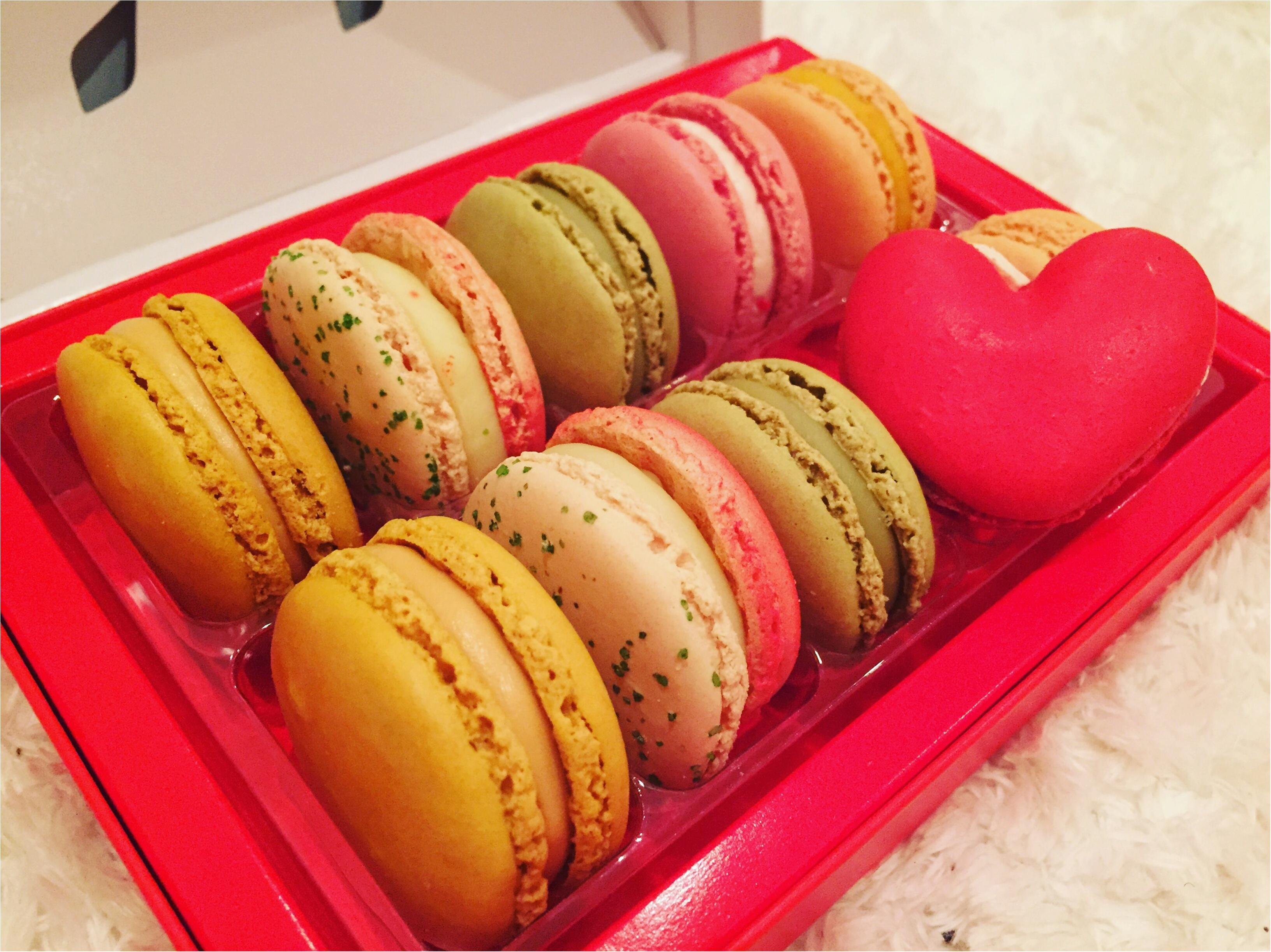 お菓子にはそれぞれ意味がある?【特別な人】にあげるなら✨もらって嬉しい《*マカロン5選*》★☆_9