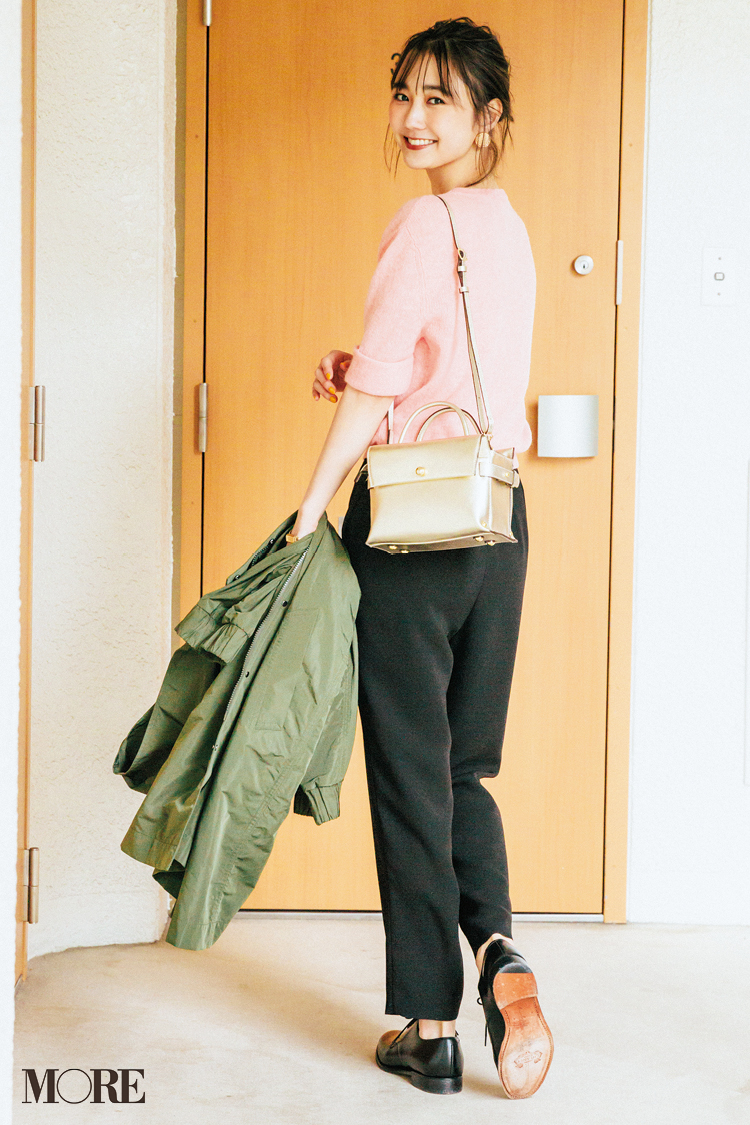 結局いちばん簡単説♡美スタイルにショルダーバッグがきく、その理由は? 記事Photo Gallery_1_3