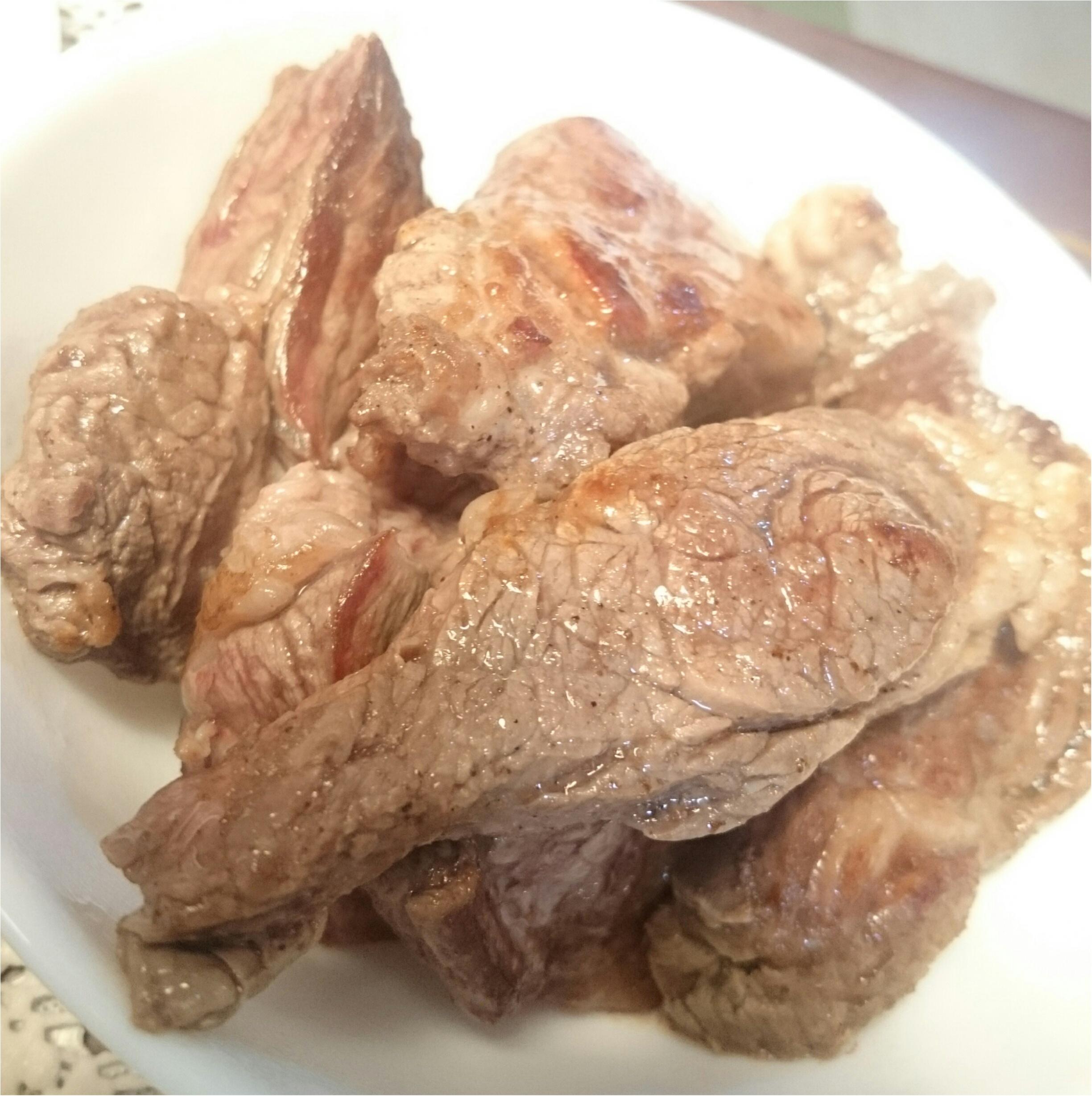 ☆炭水化物多めの、、焼き肉☆_13