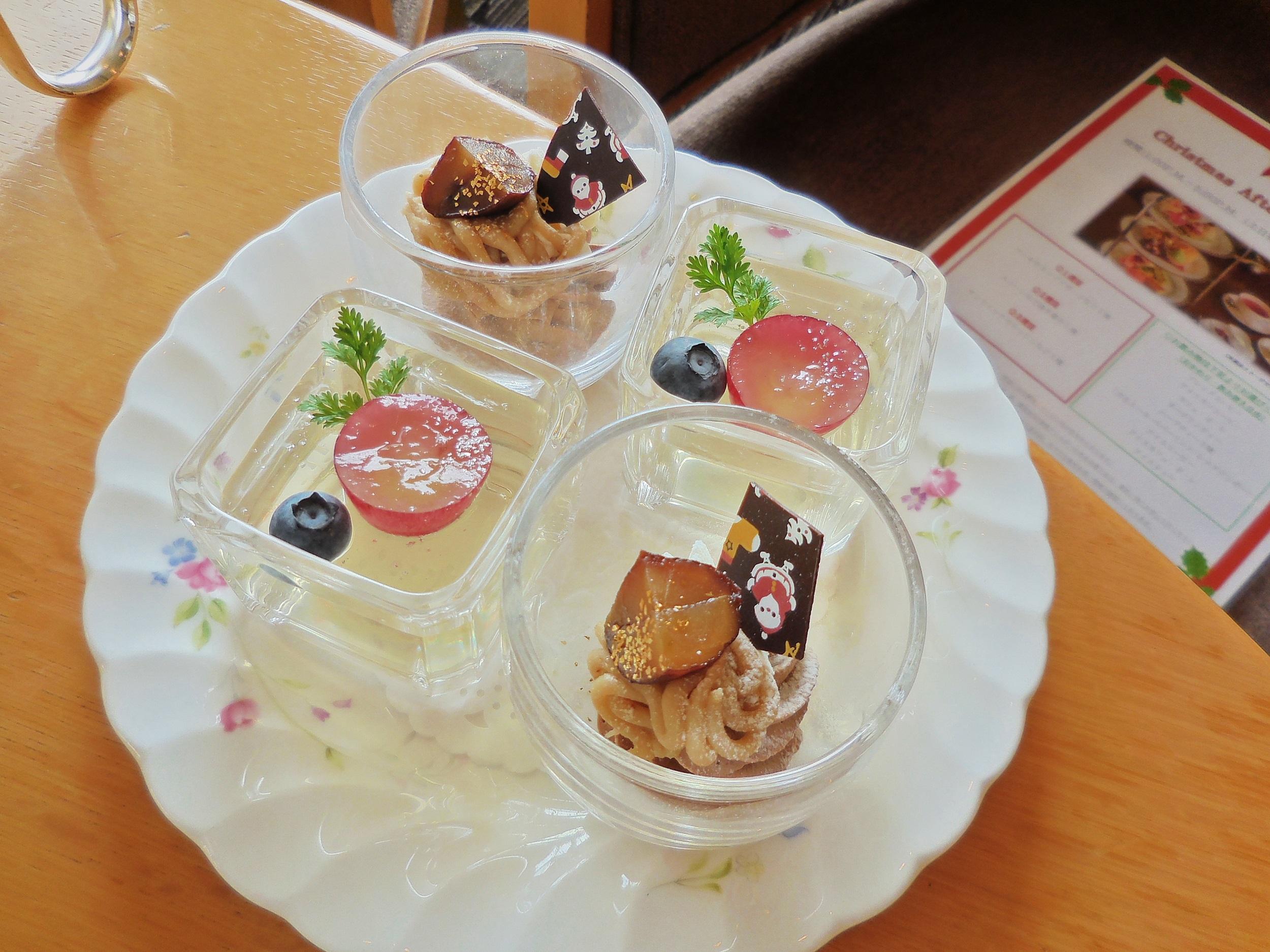 【鎌倉】クリスマスアフタヌーンティに行ってきました♡_6