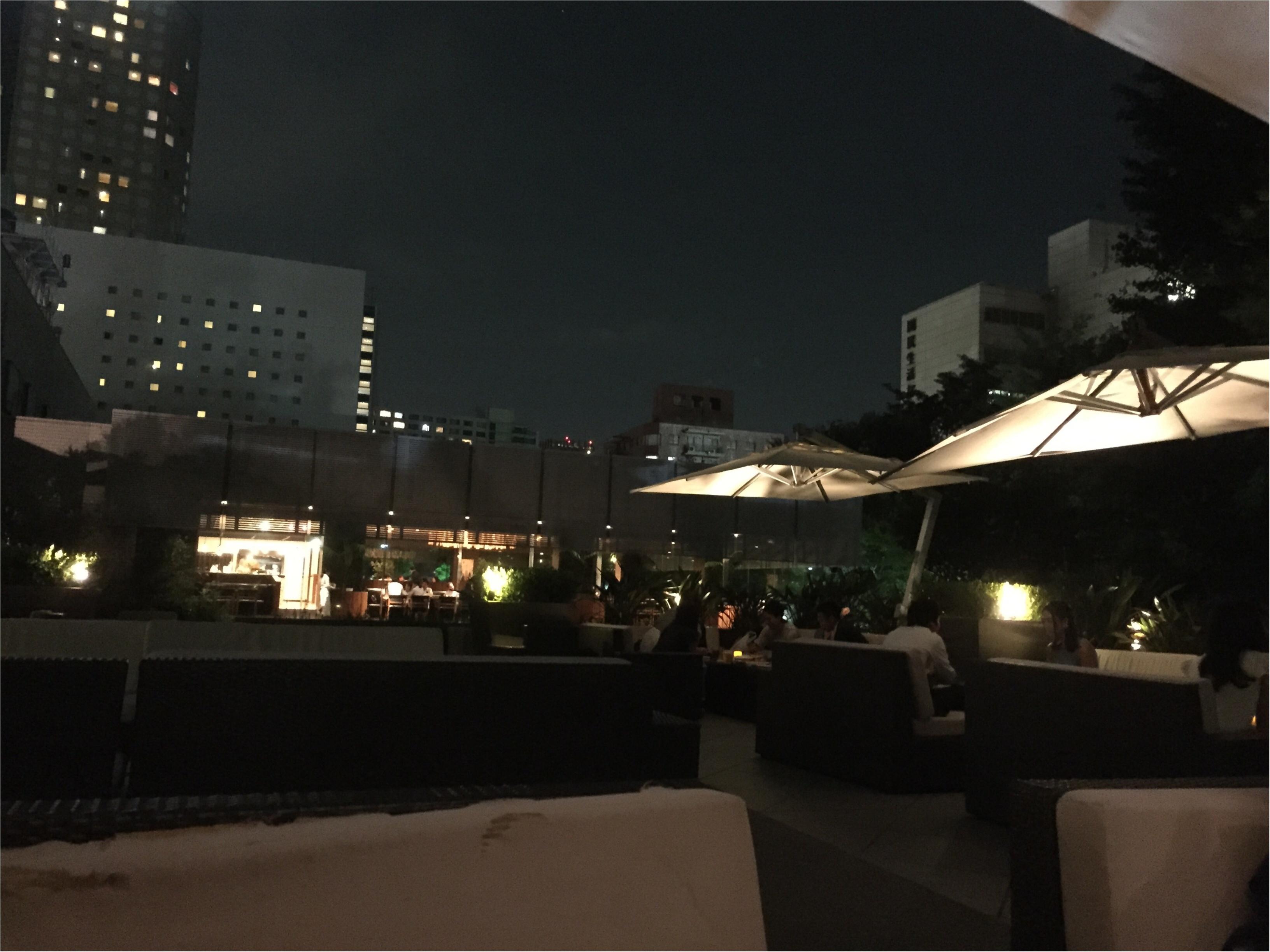 料理も最高♡1ランク上のビアガーデンで優雅なひとときを過ごすなら✨バースデーサプライズにもお薦め♪【THE LANDMARK SQUARE TOKYO】_5