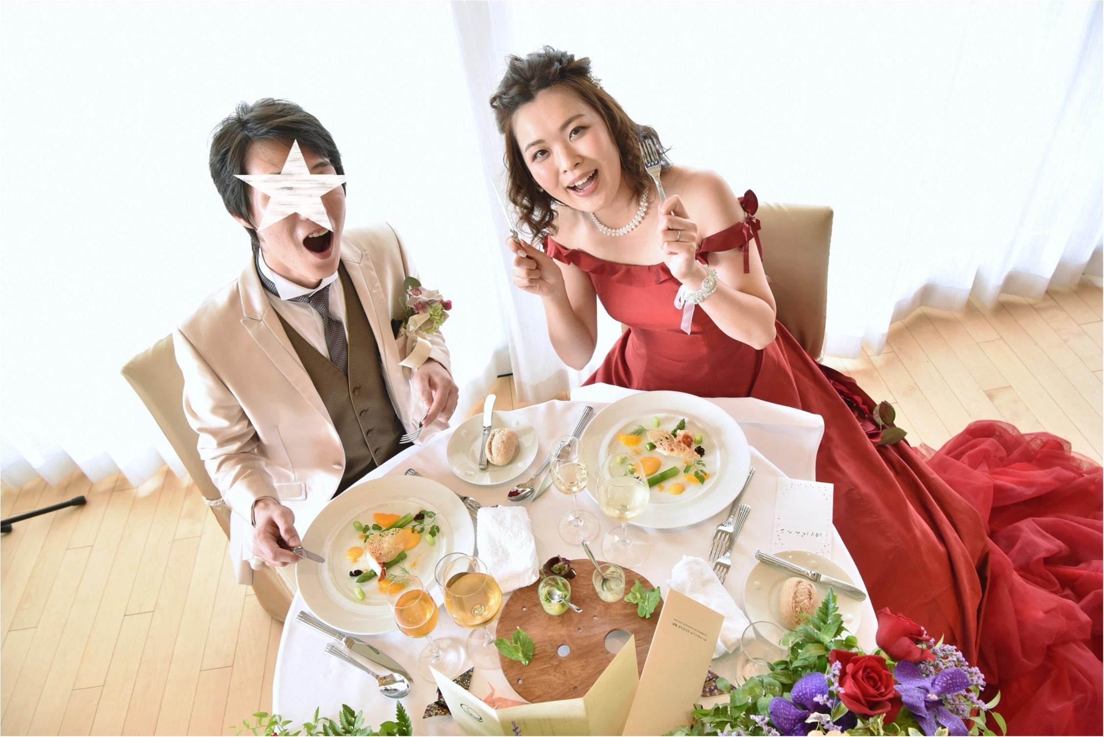 〖ゆりっぺ婚part3〗ここでも≪無し≫にこだわった、家族メインの食事会★「ひらまつ」グループ初めてのオーベルジュで叶えた温かいパーティ♪_5