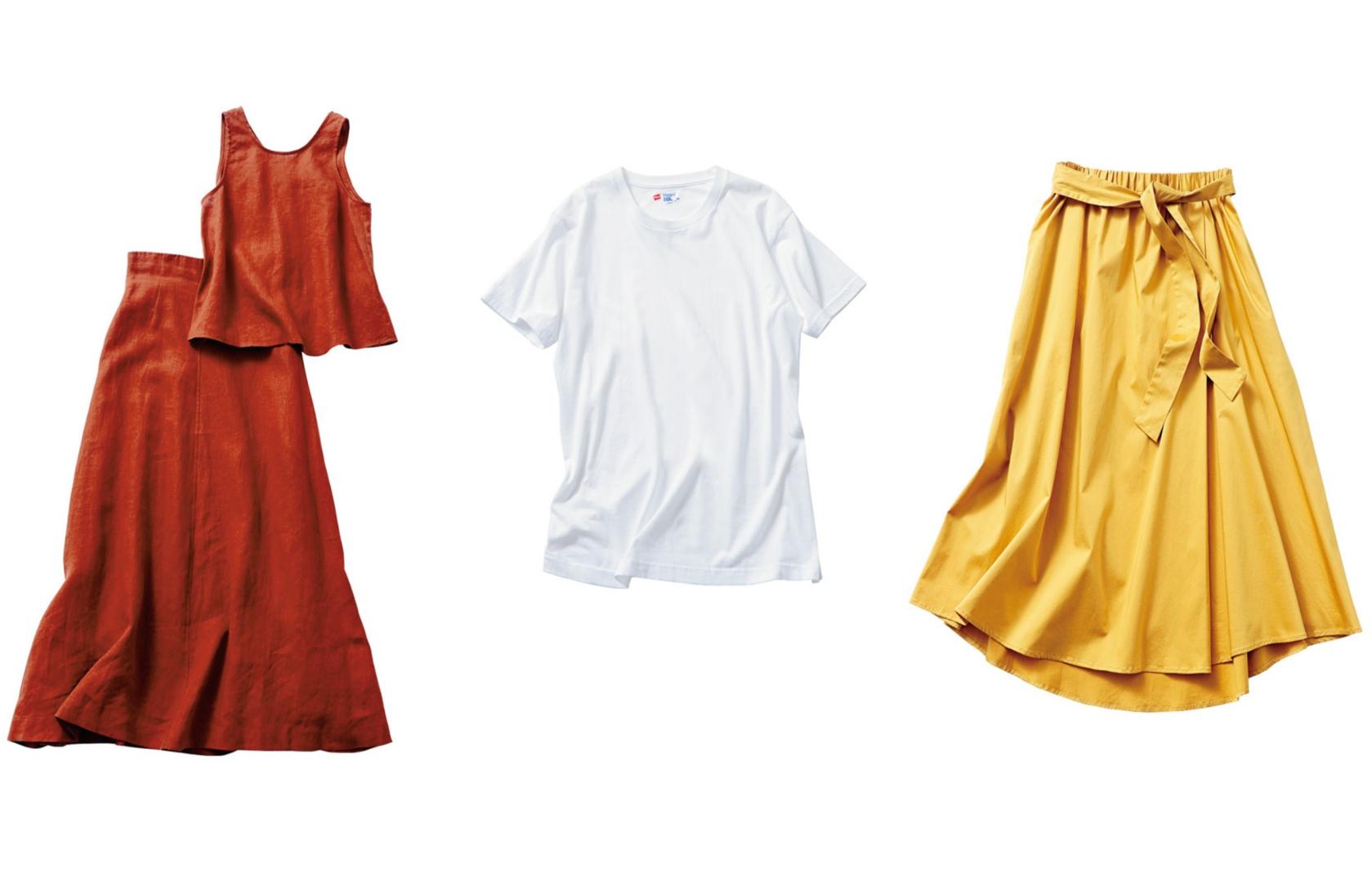 「Tシャツ通勤」&「読者が選んだ10着」が大ヒット中☆【今週のファッション人気ランキング】_2