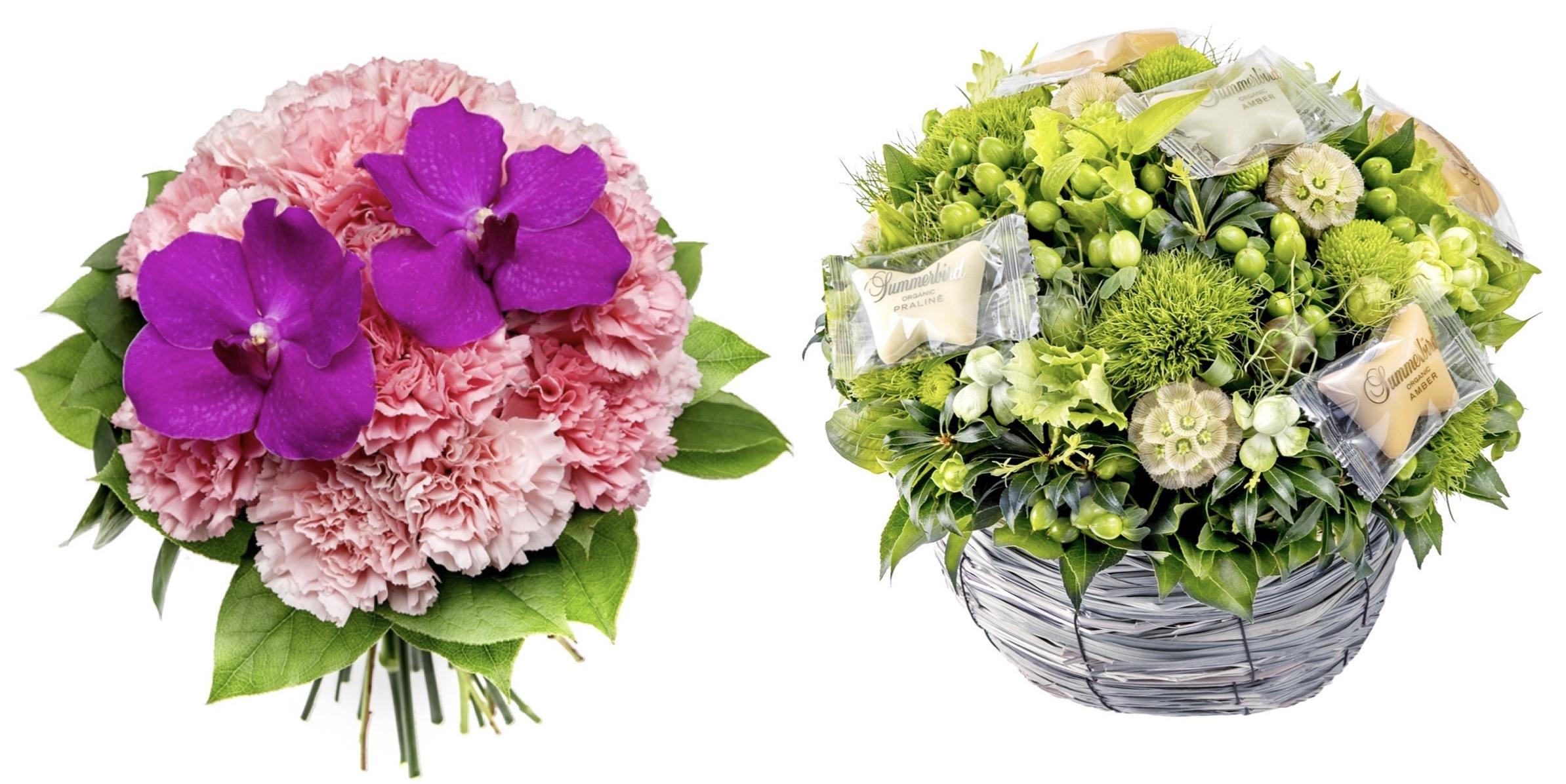 お母さんに気持ちも花やぐビビッドピンクを贈ろう♡ 『ニコライ バーグマン』母の日限定フラワーボックス発売中!PhotoGallery_1_1