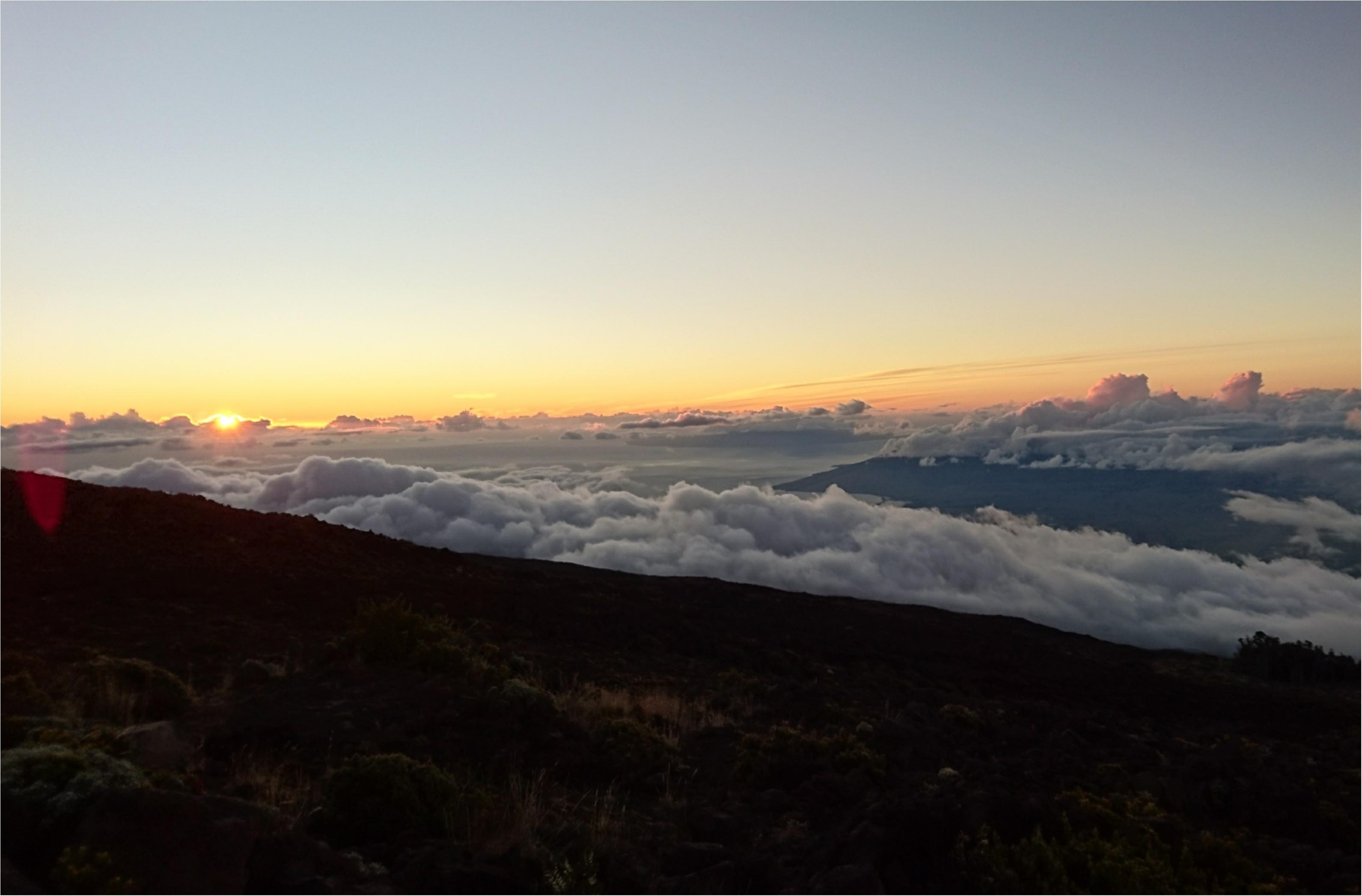 【trip】マウイ島ハレアカラからの絶景サンセット٩(๑❛ᴗ❛๑)۶_2