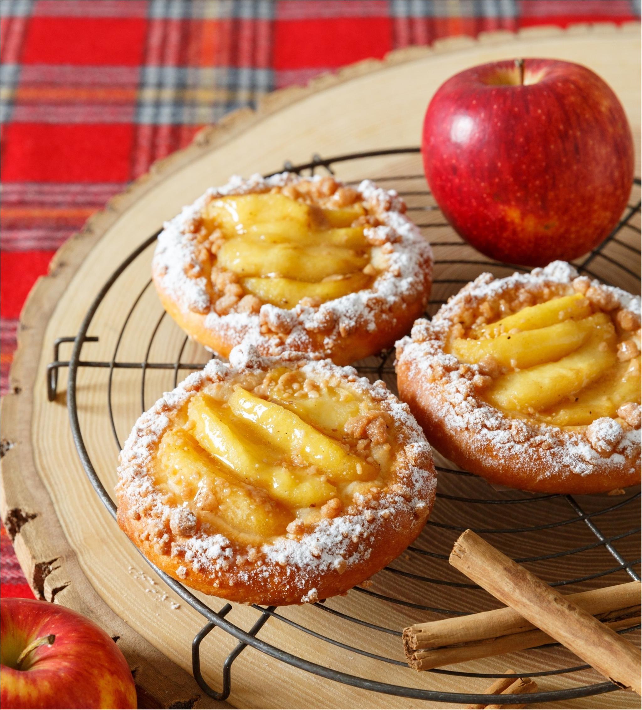 『アフタヌーンティー・ティールーム』のクリスマスはりんごがいっぱい♡_2