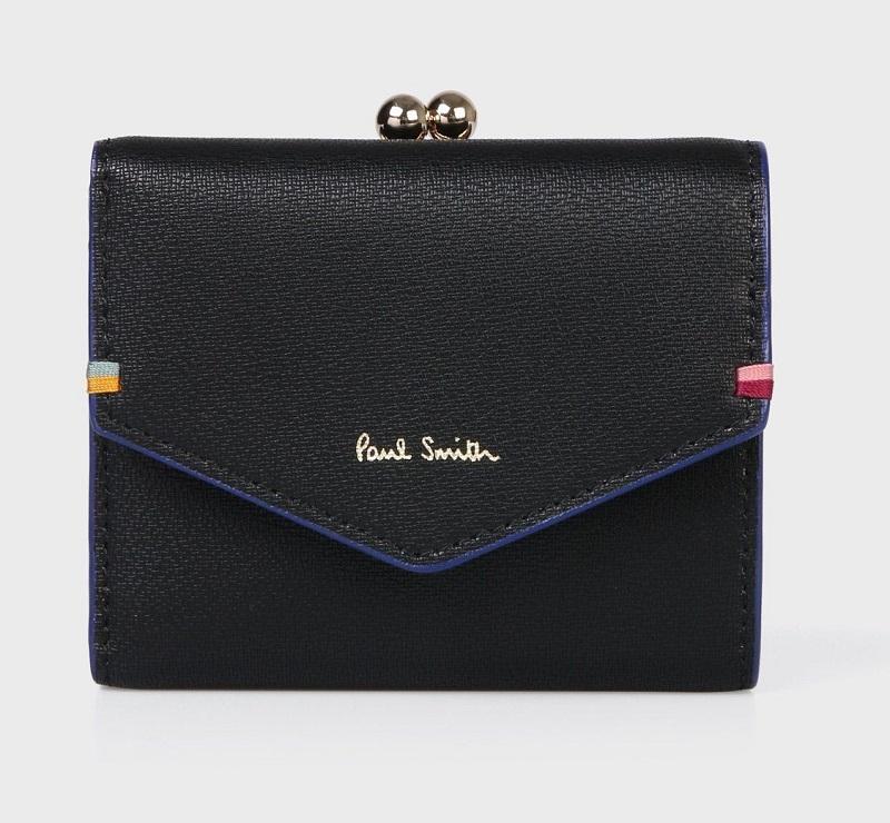 ポールスミスの黒い財布