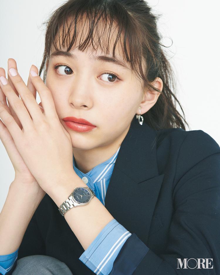 知ってた? 知的さや好感度は「腕時計」と「ベージュパンプス」におまかせってこと♡_2_1