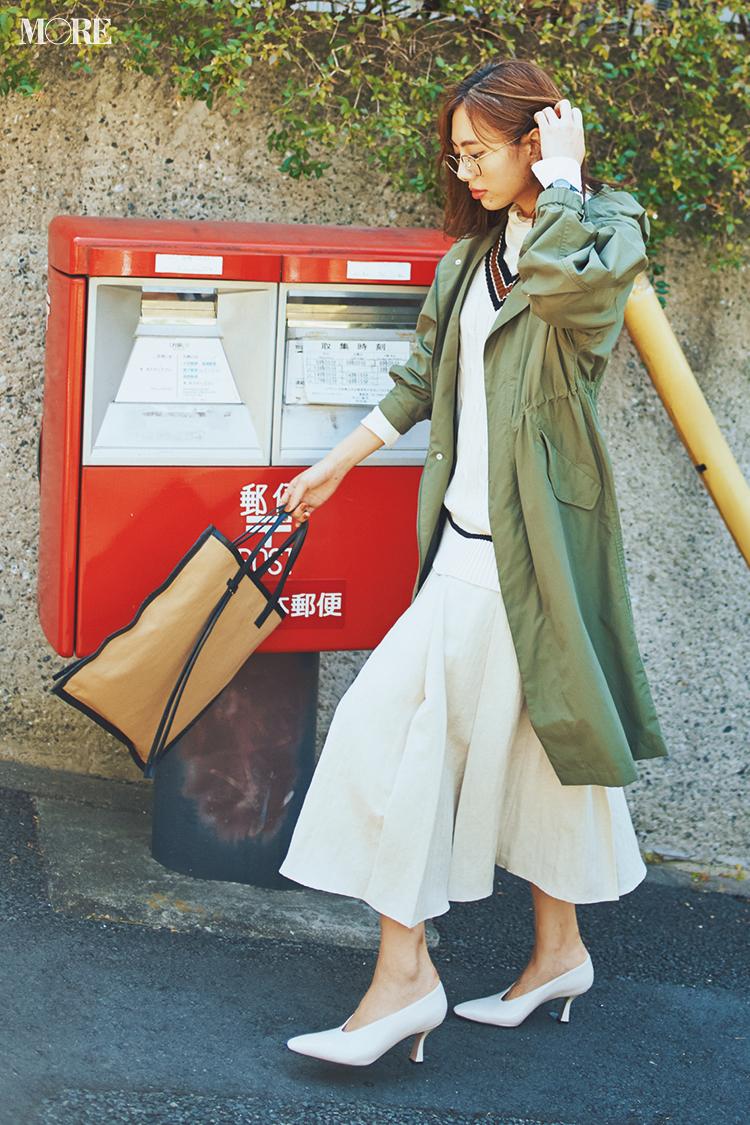 おすすめの20代秋服レディースコーデ特集《2019年版》- ブラウスやニット、シャツなどこの秋買うべきアイテムは?_28