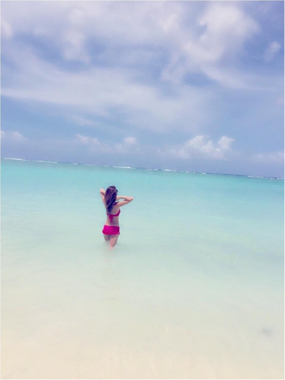 【TRIP】ビーチガールはこの夏どこ行く?!女子旅弾丸グアムのすすめ♡_8
