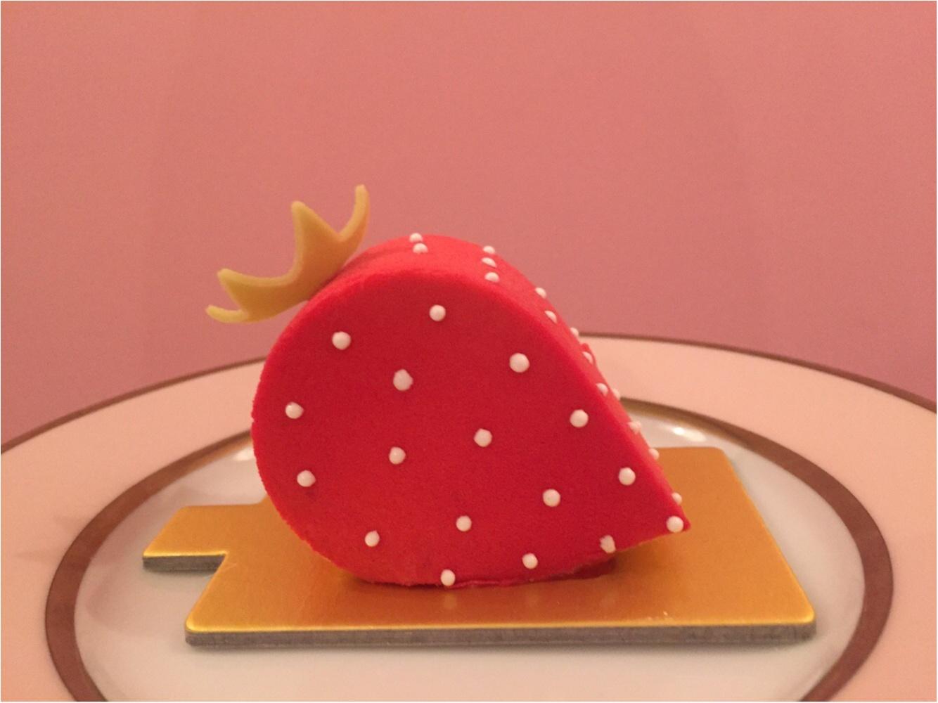 【FOOD】ほんとうは教えたくない!! 銀座LADURÉEの最強かわいいピンクの小部屋♡_1