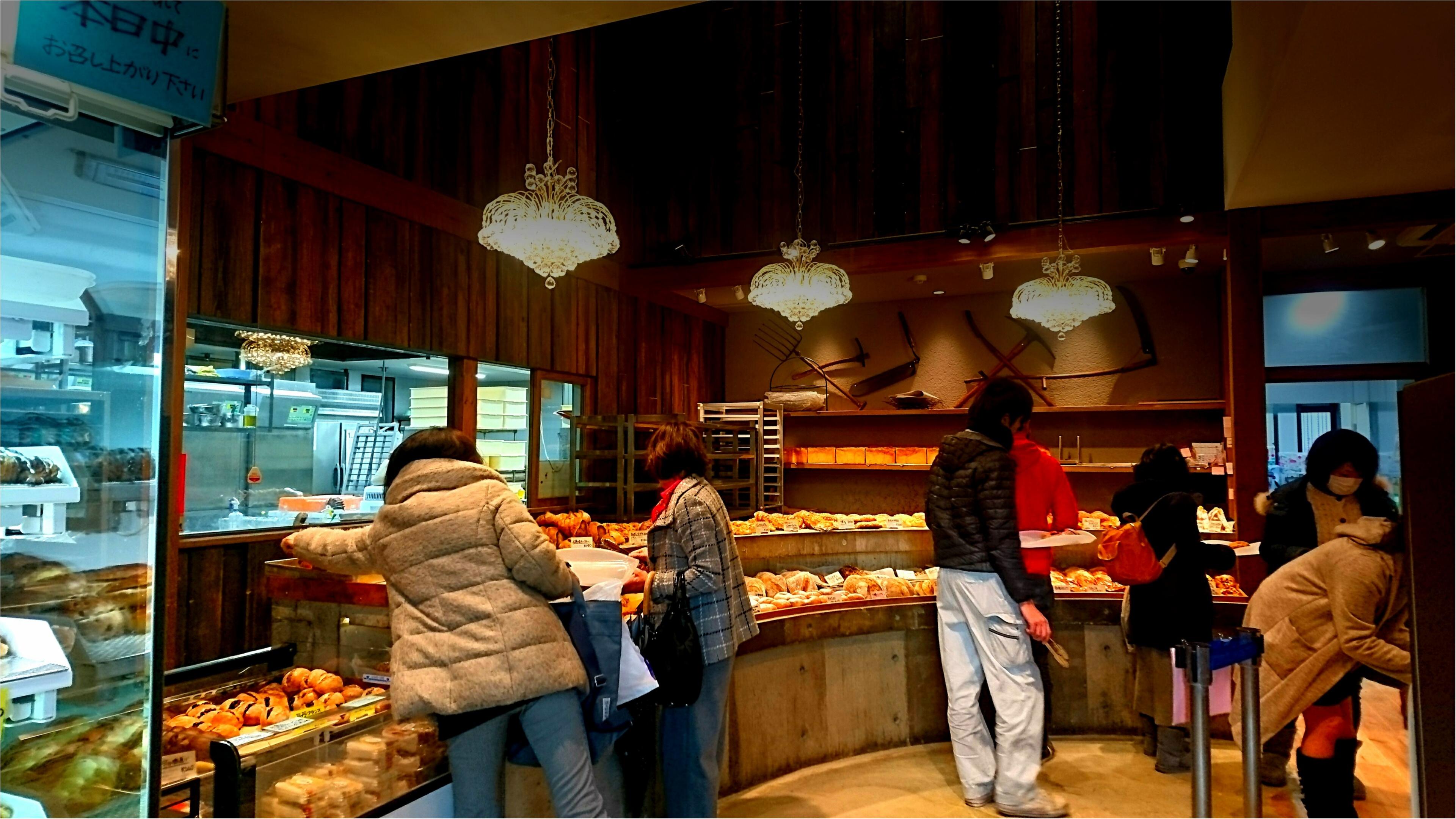 パン激戦区で大人気のお店、たまき亭♡_1