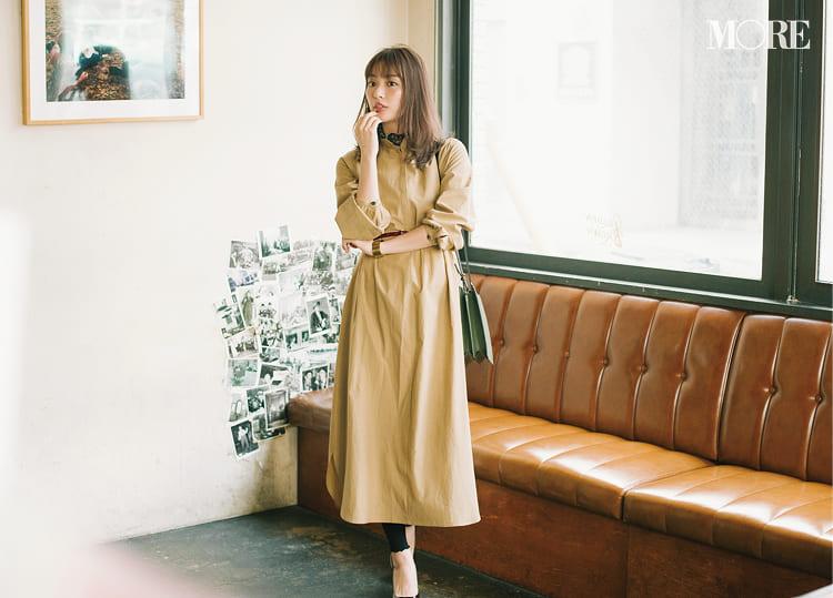 シャツワンピースの着こなし術【2020春】- 今年イチオシの色・形は? とびきり今っぽくておしゃれな最新ファッションまとめ_4