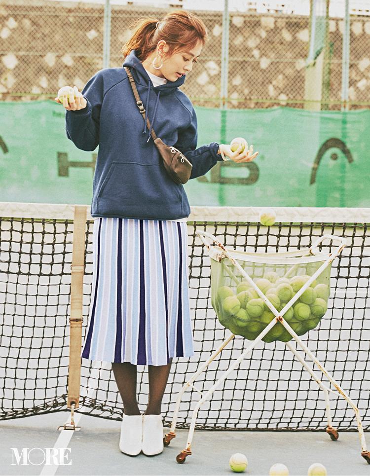 2月にスエードやツイードなど【重ため素材のスカート】を選ぶと春も得するってウワサ!_1_7