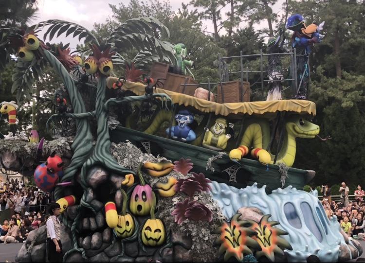TDL 【ディズニー・ハロウィーン2019】今年もハロウィーンの季節がやってきました!_7