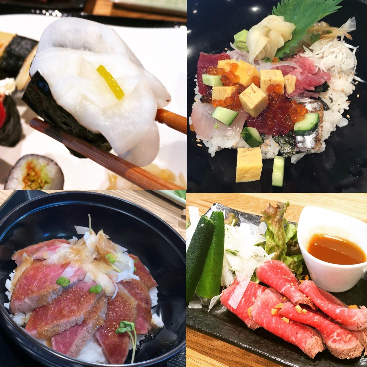 お魚が苦手でも大丈夫!フォトジェニックな野菜のお寿司を食べてきました♡_3