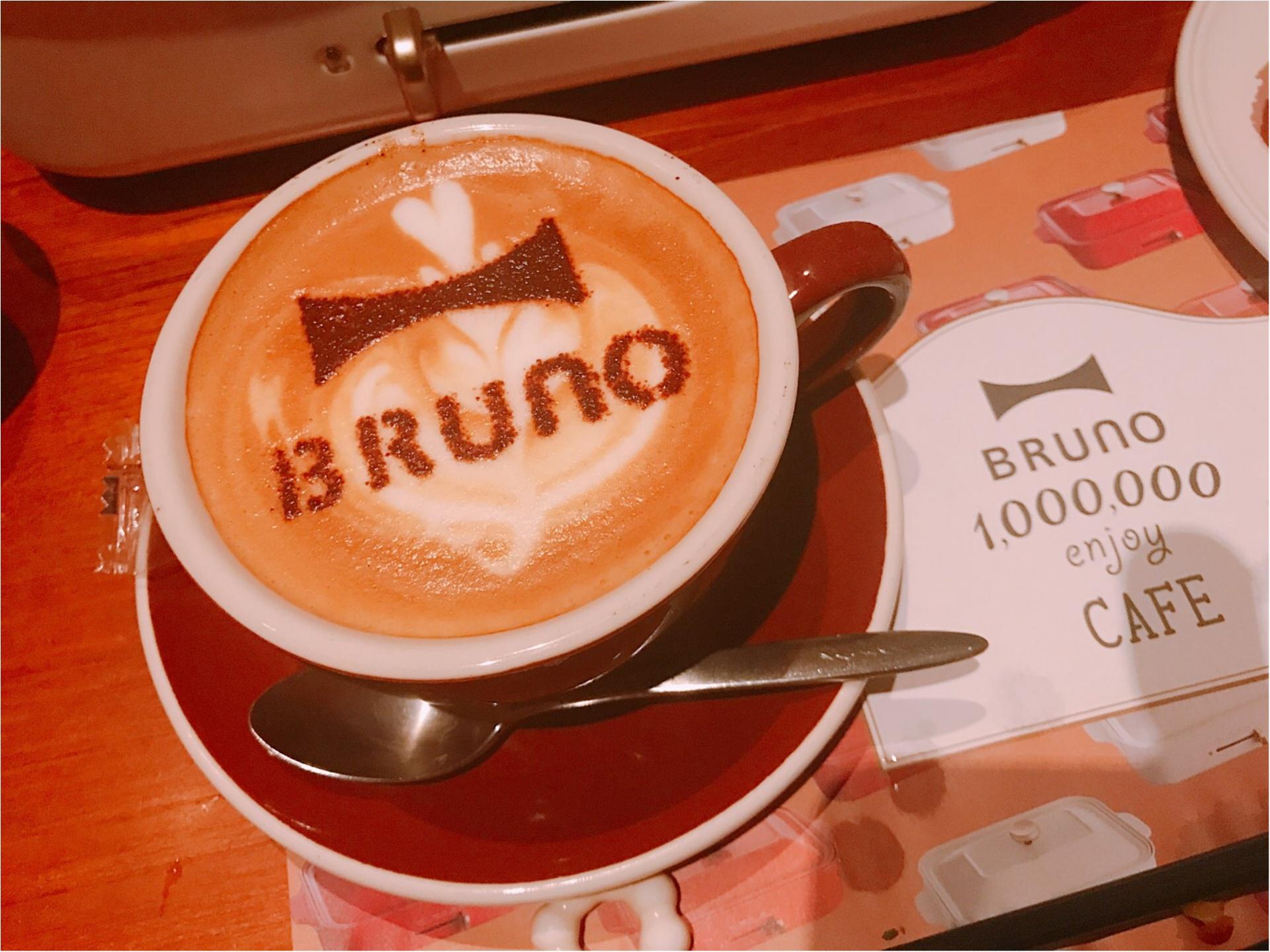 4日限定!コンパクトホットプレートでおもてなし【BRUNO CAFE】がオープン★_8