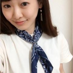 【コレ買っちゃいました】GUのバンダナ柄スカーフ