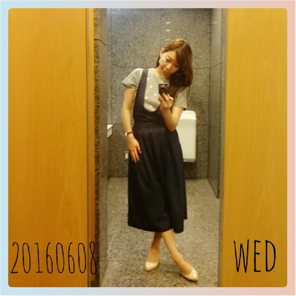 今週のプチプラオフィスコーデ♡0607-10♡479ぱるるん_2