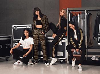 ABC-MARTの公式通販サイトでBLACKPINK起用「adidas Originals SUPERSTAR」のポスターが当たるキャンペーンがスタート!