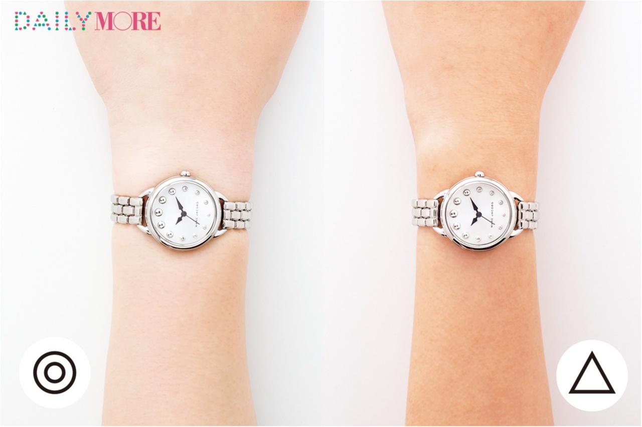 """【自分に似合う時計ちゃんと選べてる?】パーソナルカラーで選ぶ""""私を美人に見せる時計""""_4"""
