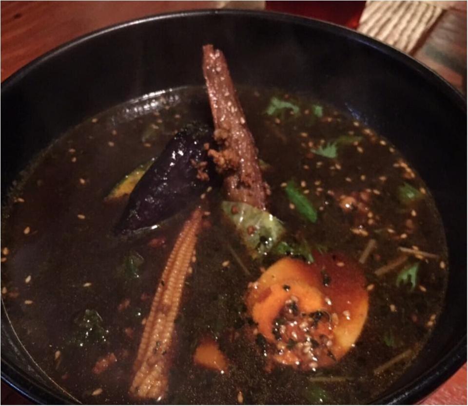 【納豆×カレー⁉︎】行列のできるスープカレーやさん「Yellow Spice」@銀座_3