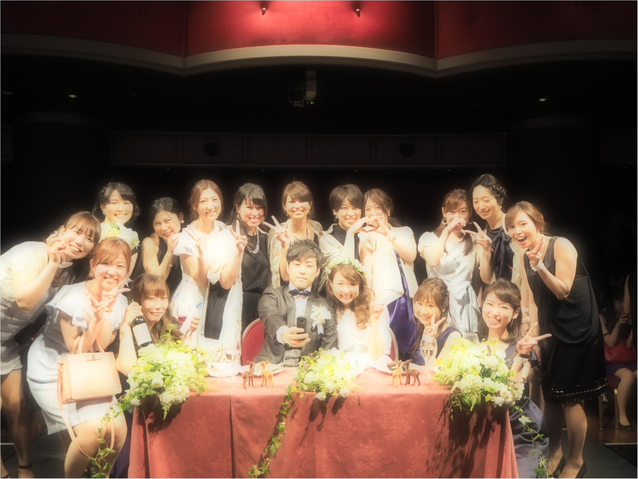 真似できないwedding party!!!_8