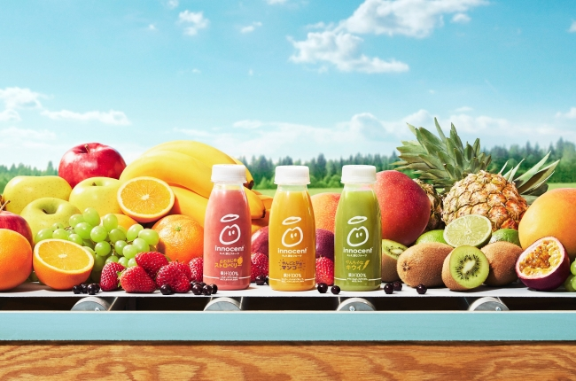 おうち時間に果実を摂ろう!『イノセント』の濃厚スムージー「まんま、飲むフルーツ」が手軽でおいしくておすすめ♡_1