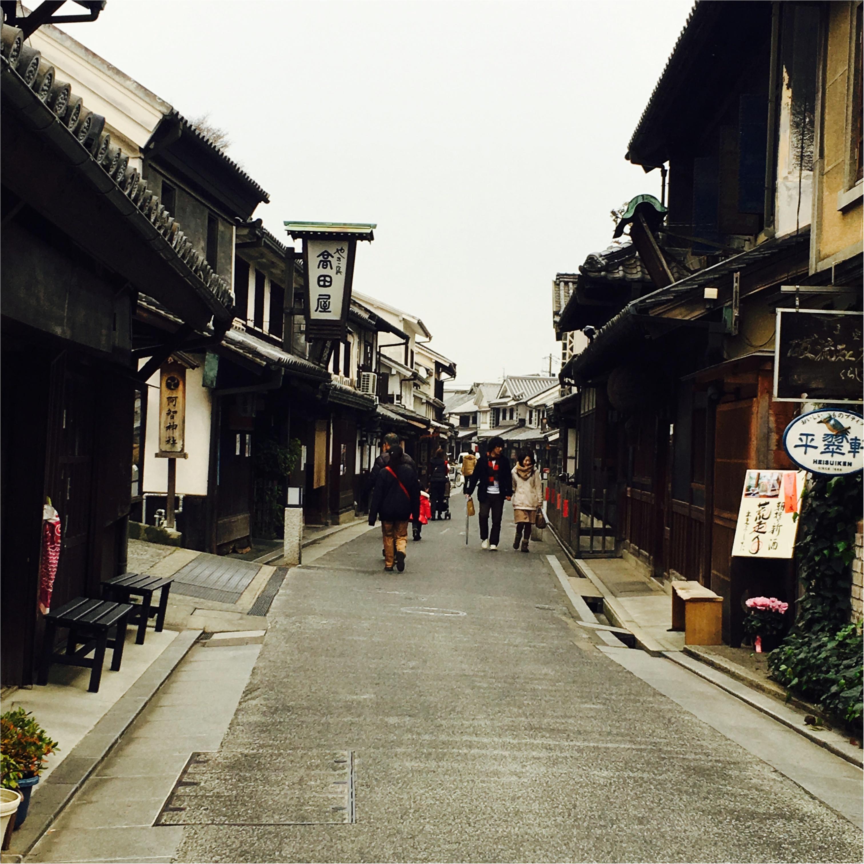 【岡山・倉敷 旅行①】≪美観地区≫の街並みがフォトジェニックでGOOD!_1