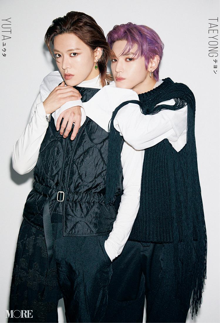 NCT 127のメンバーの魅力がまるわかり! テヨン・ユウタ編【スペシャルインタビューPART2】_1