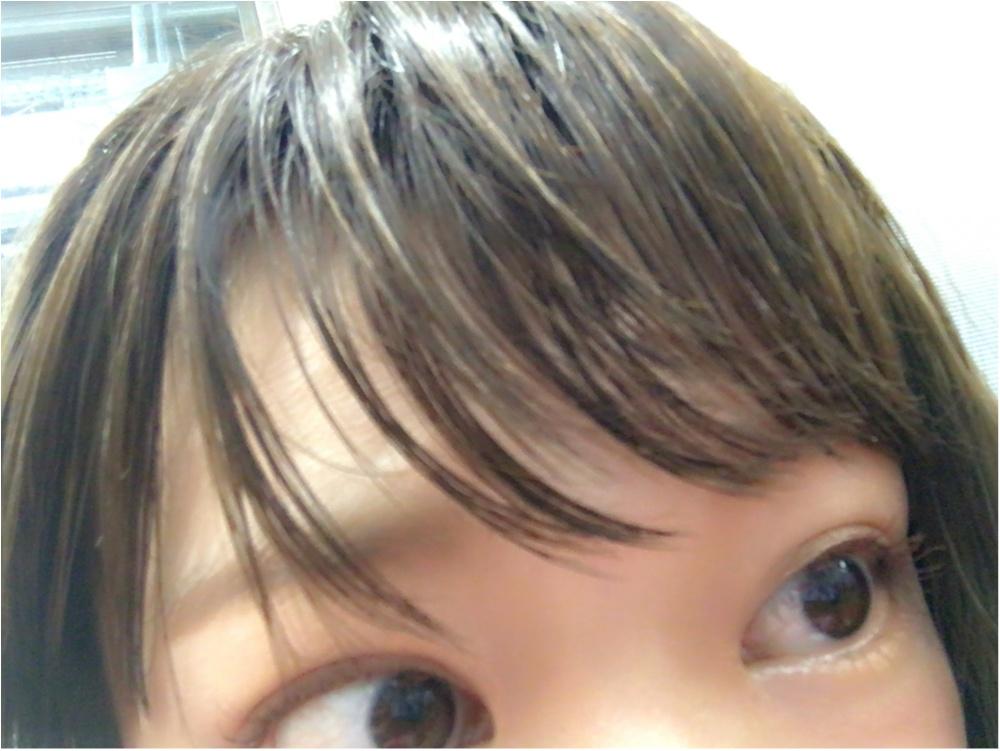 ★《美容師さん直伝!》〇〇前髪の作り方☺︎_2