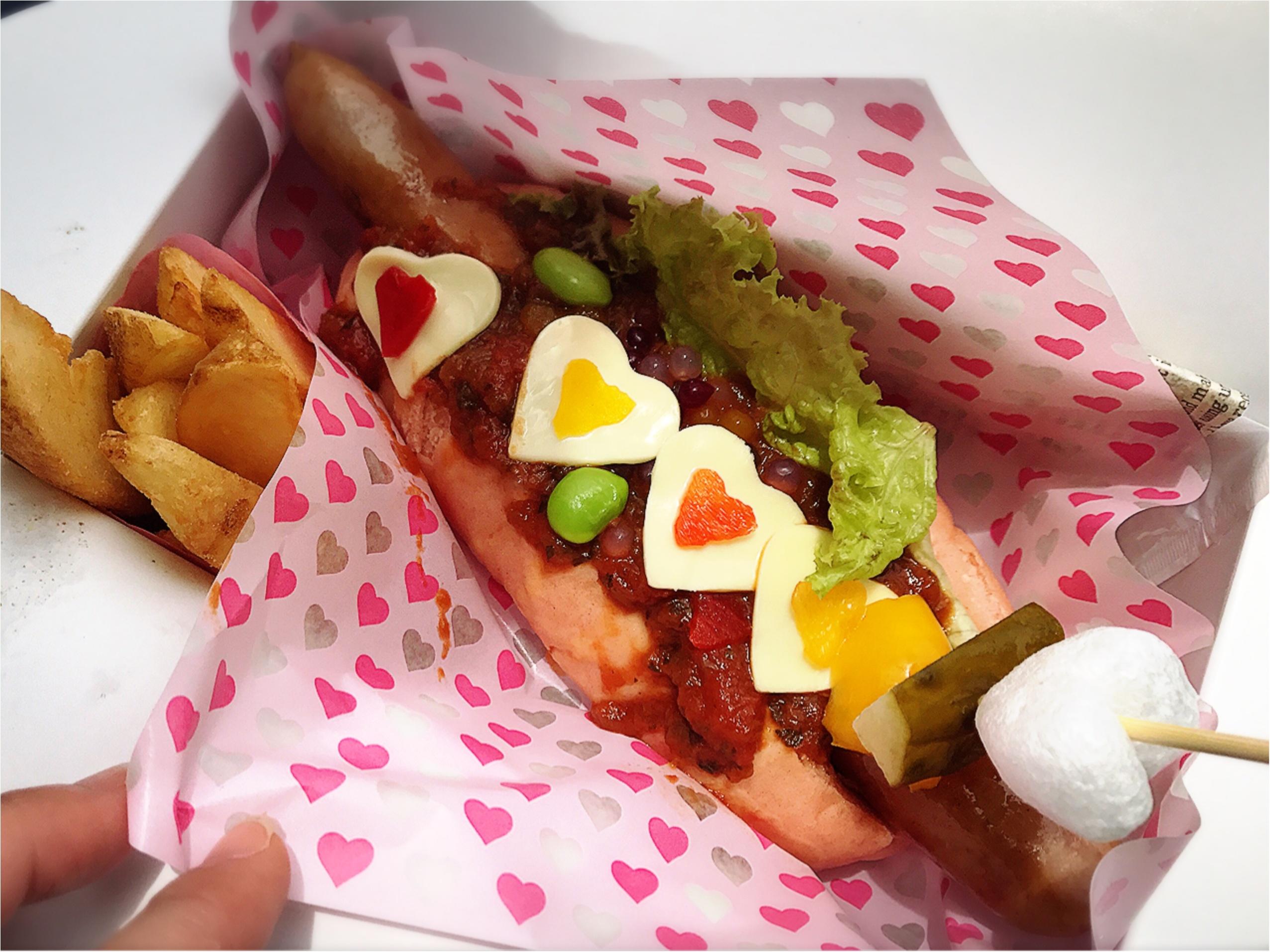 【FOOD】沖縄で人気のカフェが池袋に♡!これから流行る!\LA❤︎Hotdogs Factory/_3