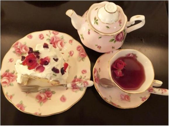 【#東京カフェ巡り】自分で食器が選べる!?『カフェ シャンソニエ アコリット』はアンティークな魅力がいっぱい♡_3