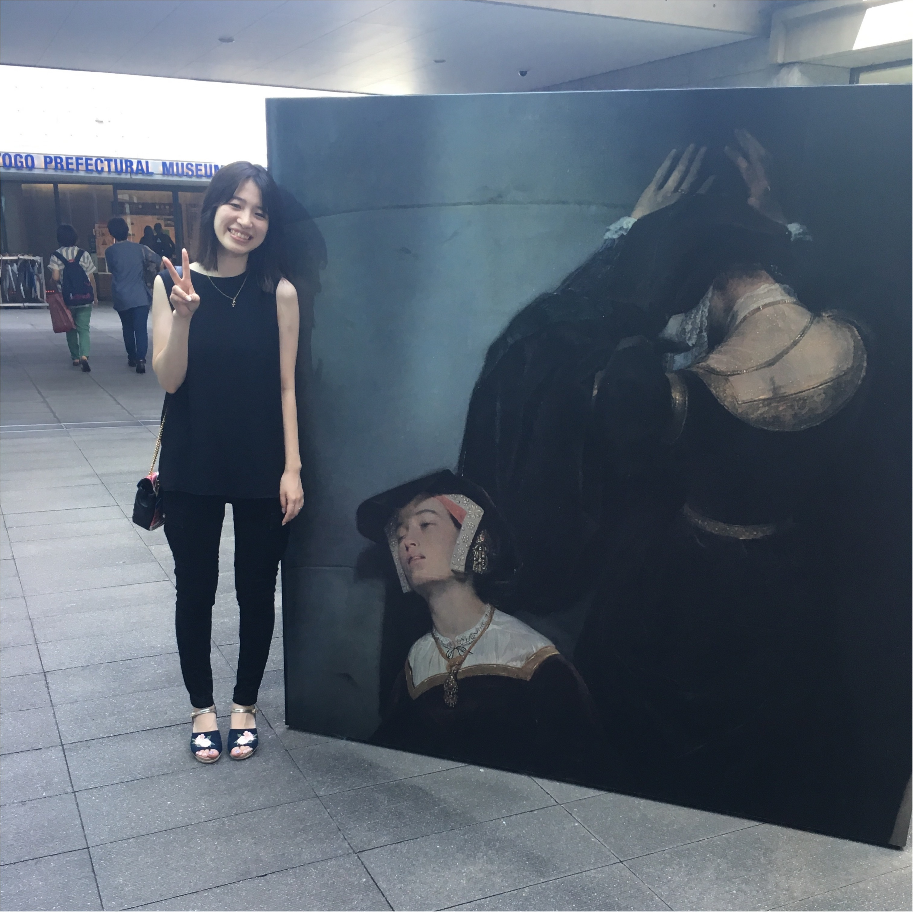 [兵庫県立美術館] 怖い絵展に行ってきました!_2