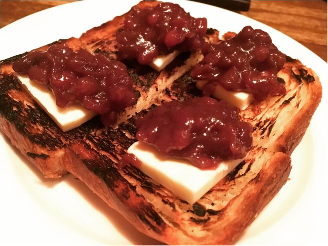 焼き鳥屋さんででてくる〆の炭火焼きトーストonカルピスバターに惚れた_8