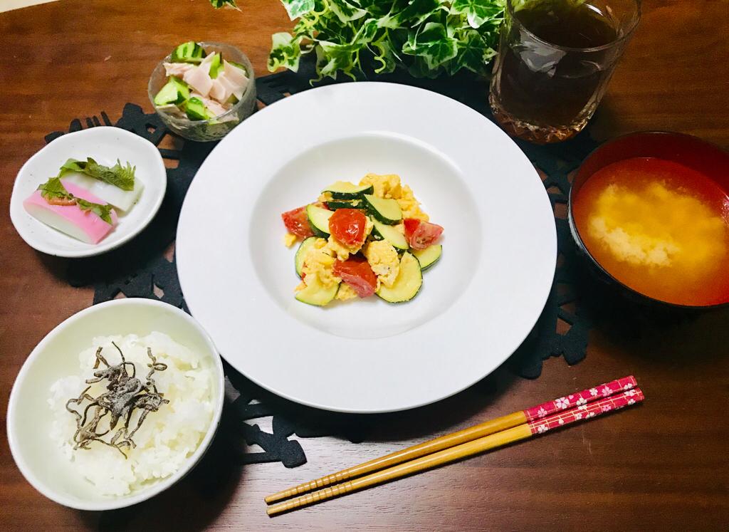 【今月のお家ごはん】アラサー女子の食卓!作り置きおかずでラクチン晩ご飯♡-Vol.5-_5