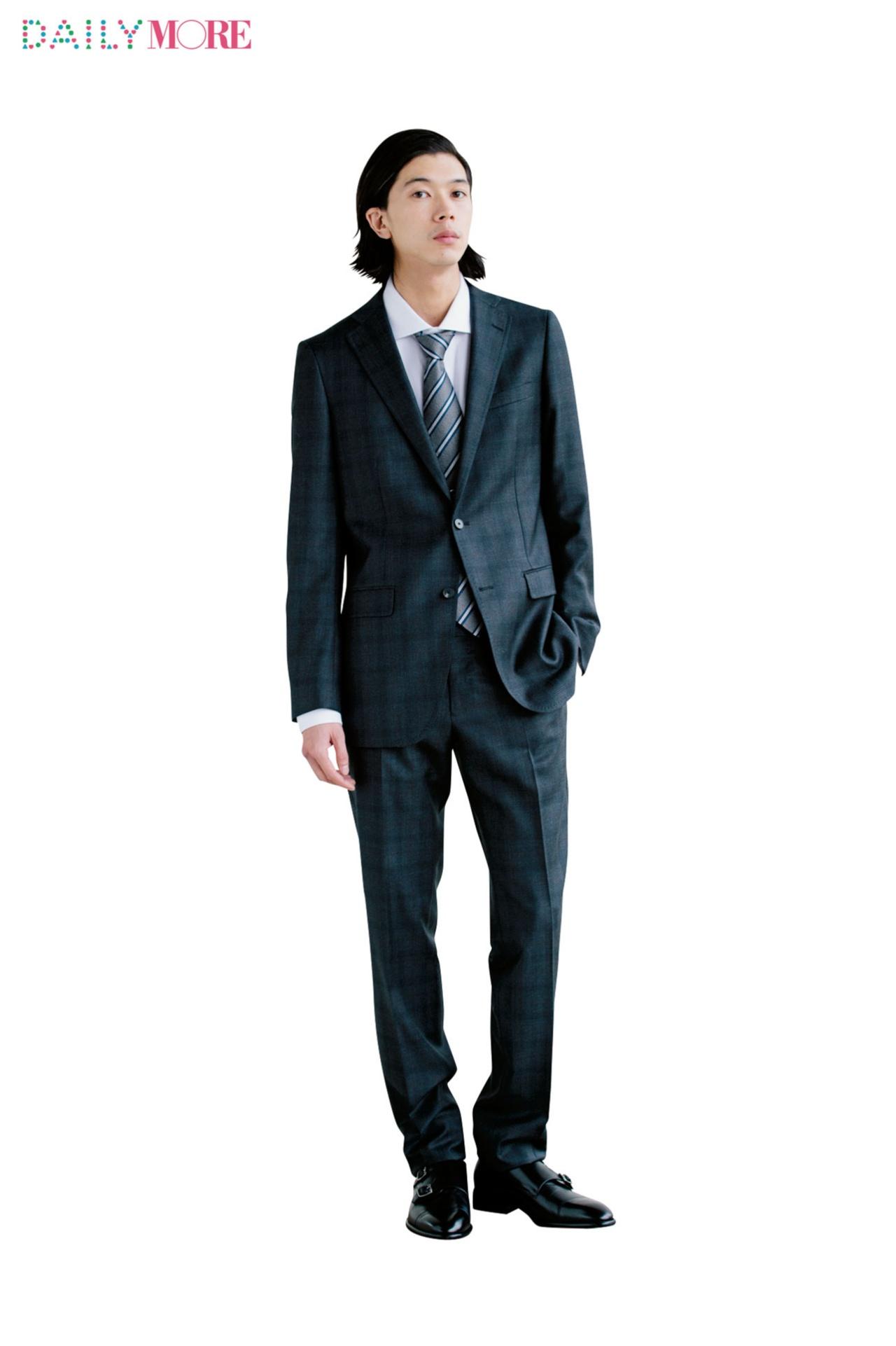 """「スーツ男子」の彼にもっと愛される、素敵見えデート服のポイントは""""抜け感butきちんと""""♡_1"""