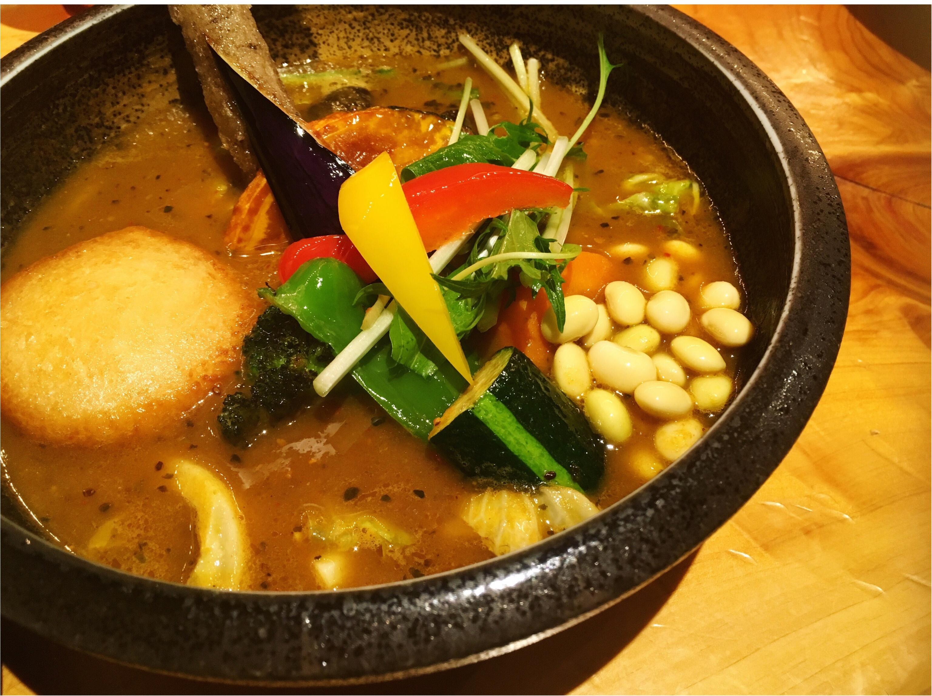 北海道から東京にやってきた!! 「1日分の野菜を食べる」がコンセプトのカレー激戦区にあるRojiura Curry SAMURAI_6