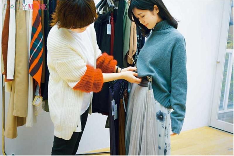 人気スタイリスト高野麻子さんがプロの技で改造! 「太って見えそうな服」BEFORE→AFTER_1_2