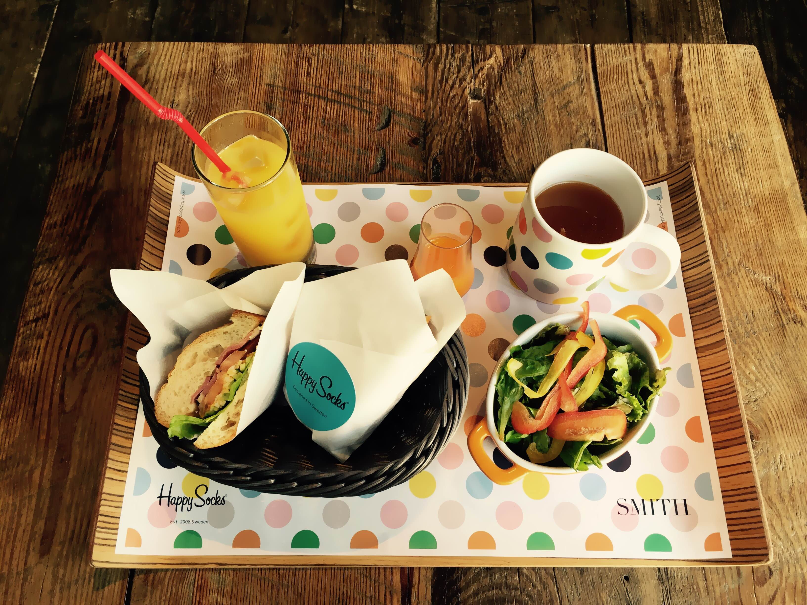 期間限定オープンの『ハッピーソックスカフェ』はお得がいっぱい♡_1