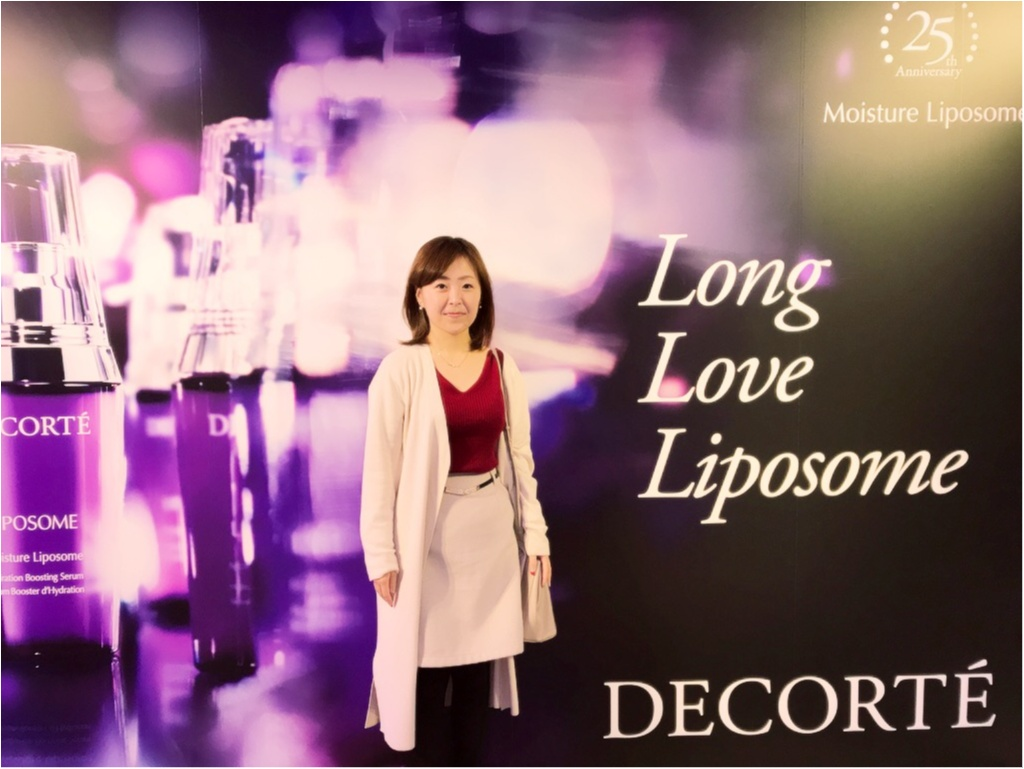 【コスメ】Long Love Liposome 《モイスチュア リポソーム》カプセルミュージアムが表参道に登場★_9