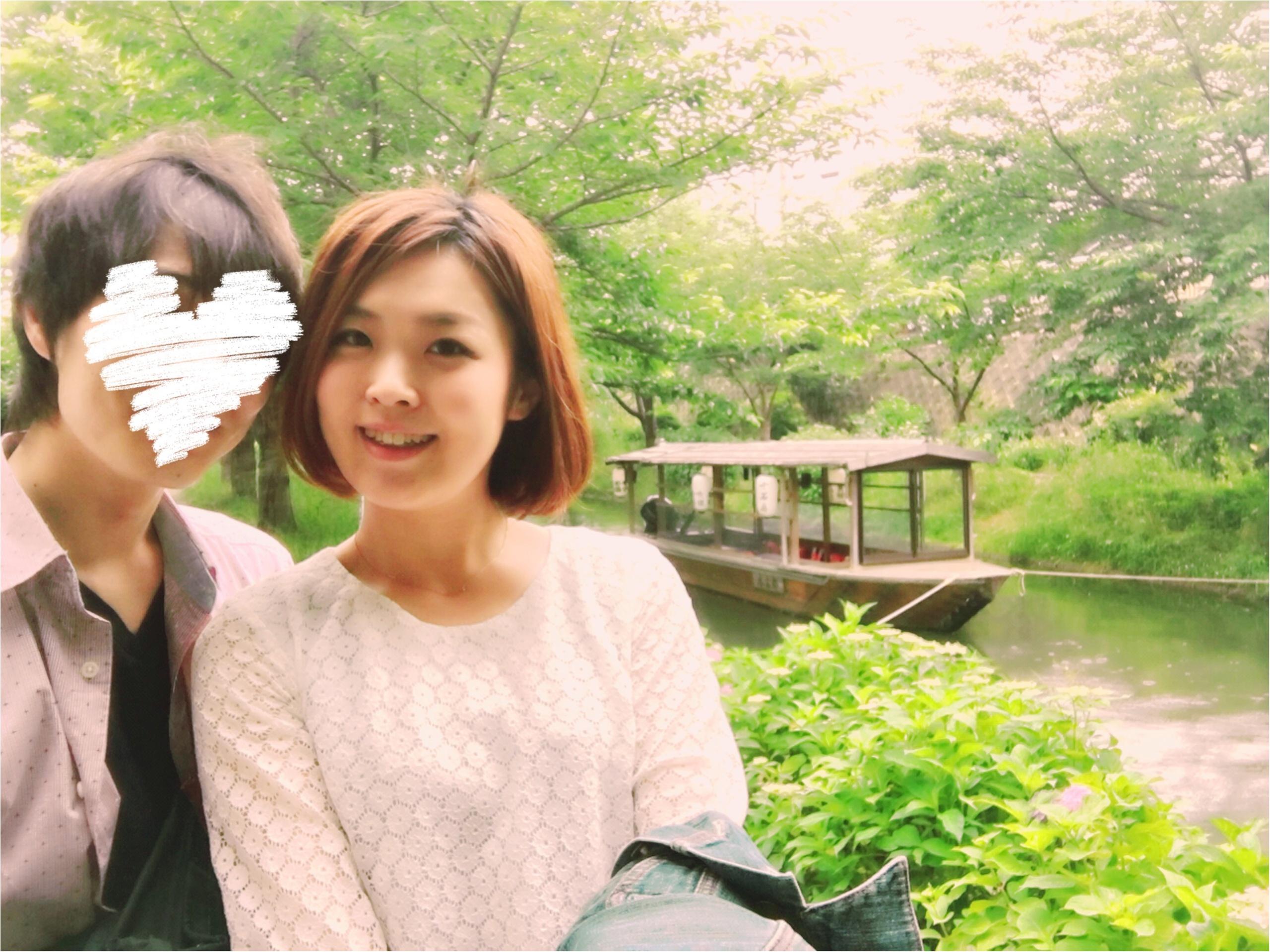 【京都TRIP✳︎】京都に来たなら絶対行くべし!伏見十石舟でゆらゆら♪まったりデート♡_4