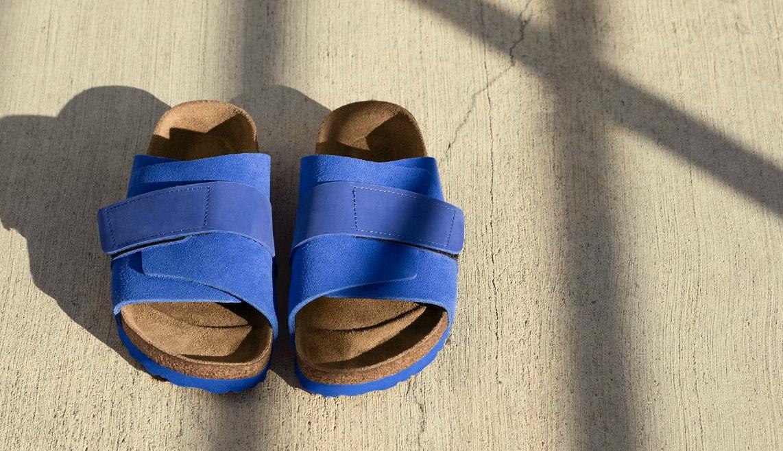 『ビルケンシュトック』から京都からインスパイアされた新モデル「KYOTO」発売! 着物をイメージしたデザインに注目_1