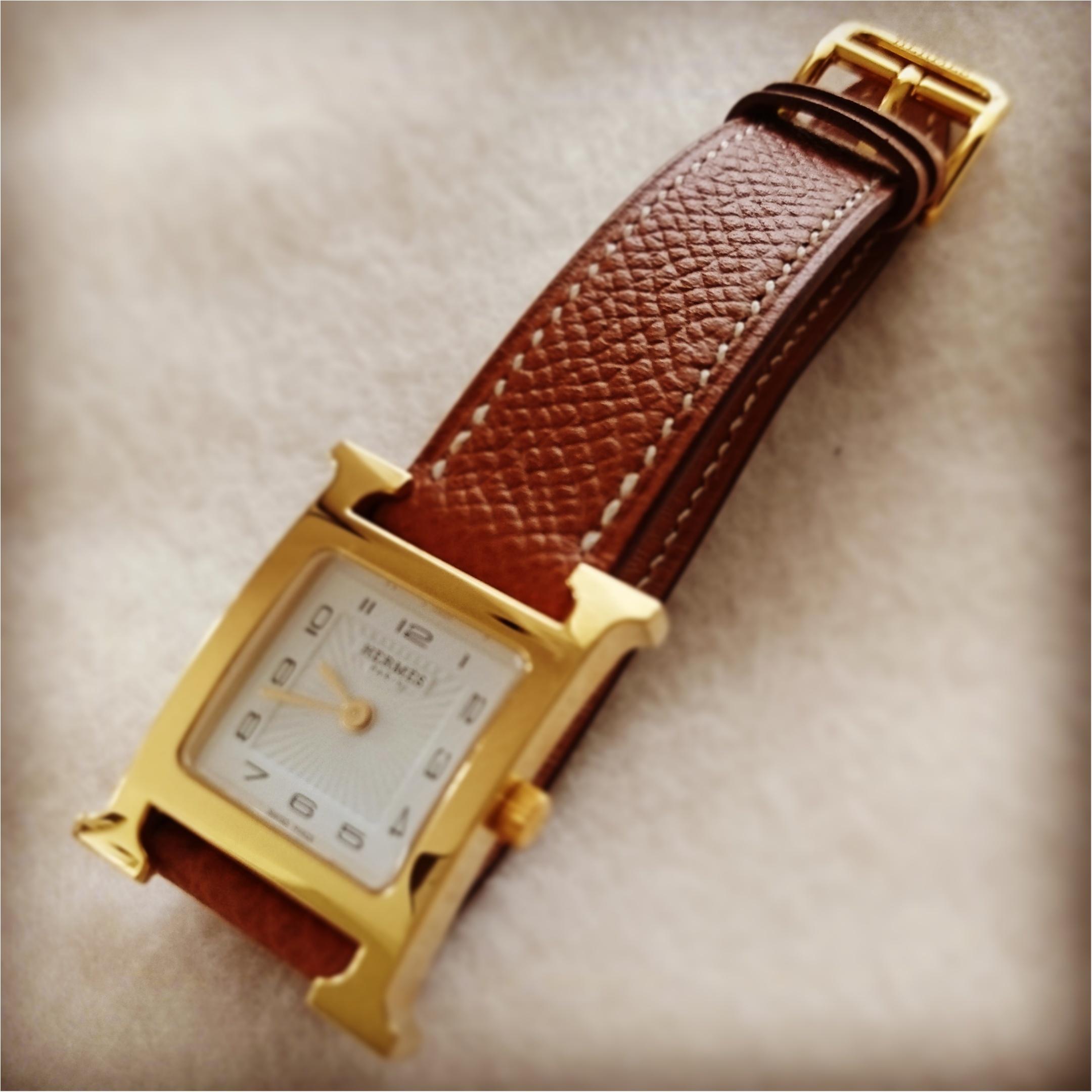 一生モノの腕時計のススメ♥_1