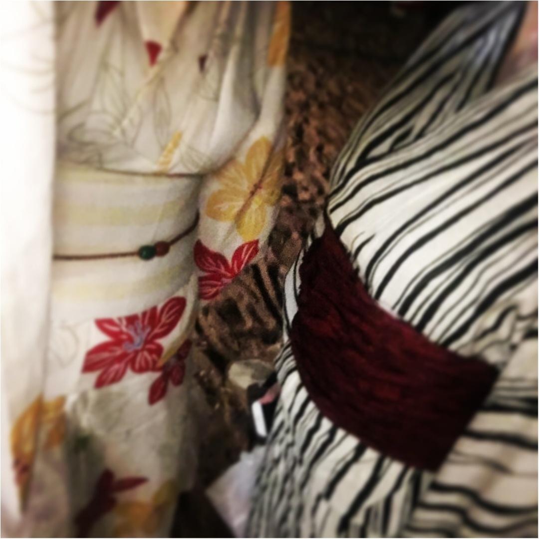 【秋祭り】涼しくなってからのお祭りは浴衣を着ても汗をかかかないしおすすめ♡大人な浴衣に着替えよう!_1